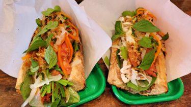 《コムゴン》病みつきになるベトナム料理・バインミーとフォー