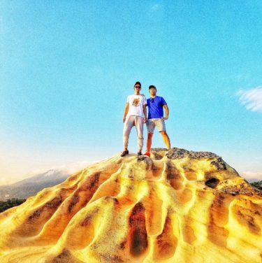 《軍鑑岩》台北の絶景を目指してハイキング